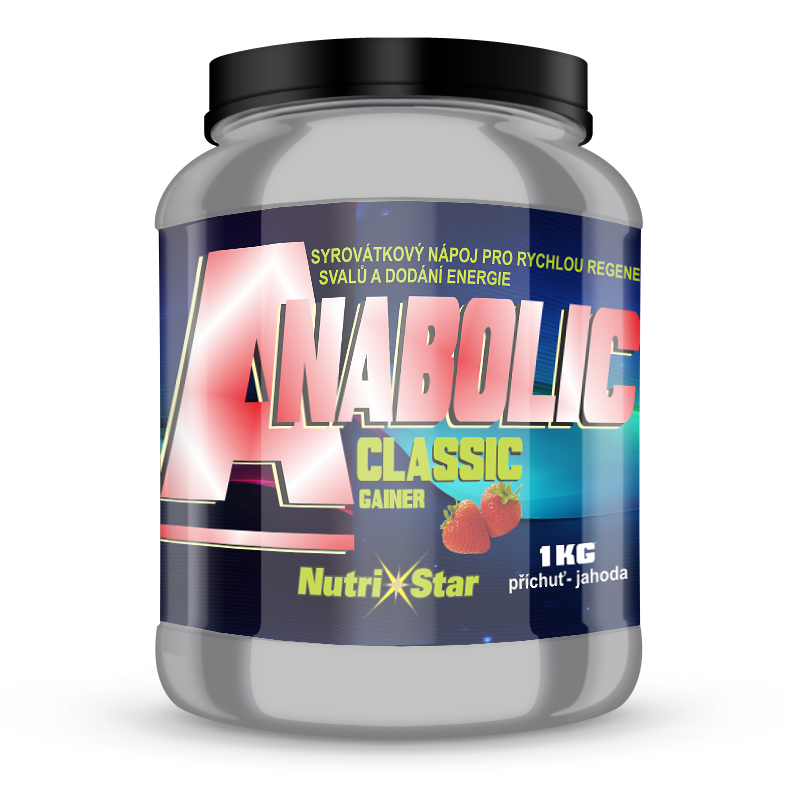 Nutristar Anabolic Classic Gainer 1 kg
