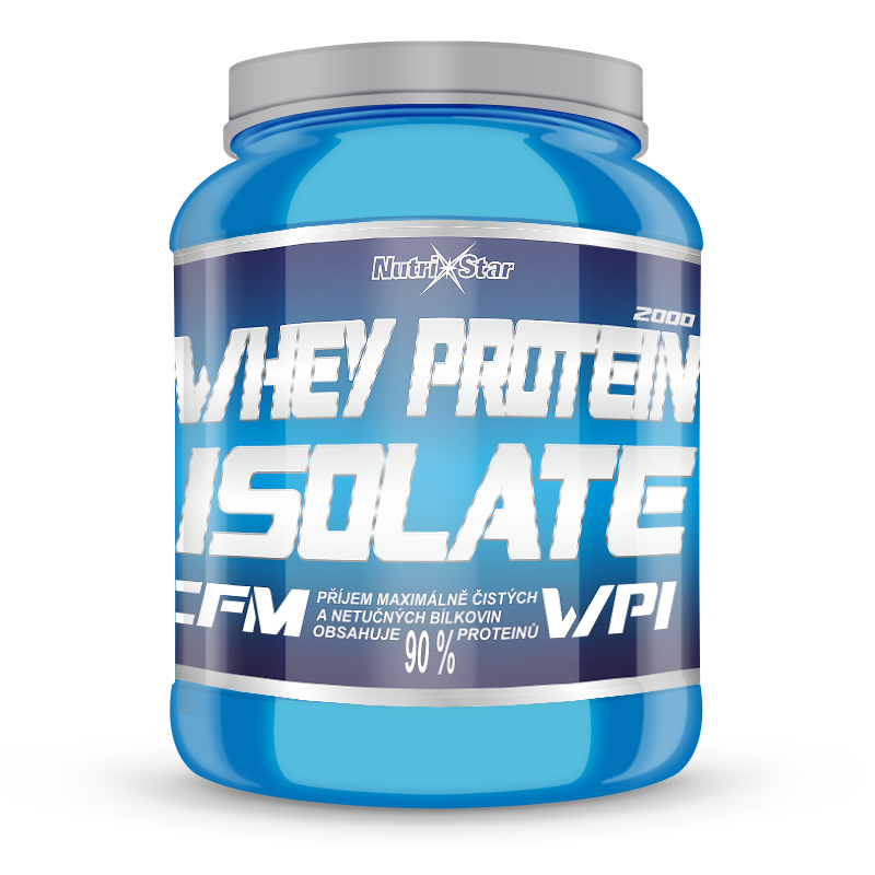 Nutristar Whey Protein ISOLATE 2 kg
