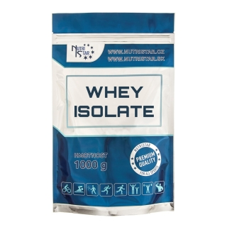 WHEY ISOLATE 1000 g sáček